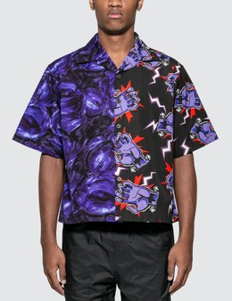 Prada Double Match Poplin Shirt Picture