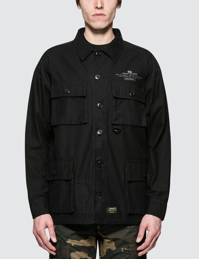 Carhartt Work In Progress Utility L/S Shirt