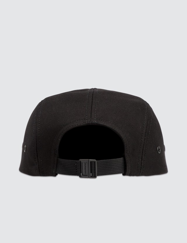 Burberry Silicone Logo Patch Cap