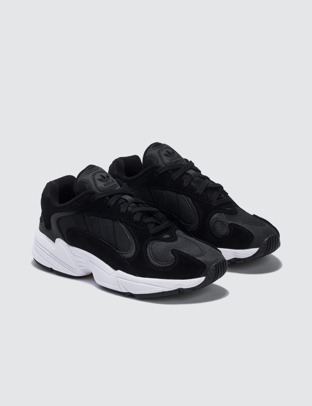 Adidas Originals Yung-1 Core Black/core Black/ftwr White Women