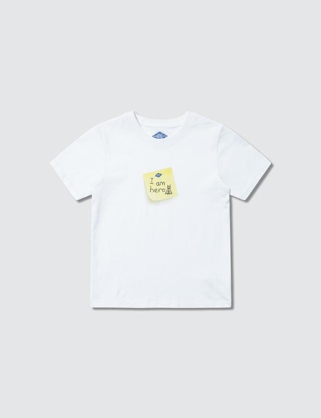 Madness Kids Print T-Shirt White Kids