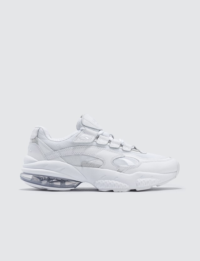 Puma Cell Venom Reflective White Women