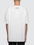 CALVIN KLEIN JEANS EST.1978 OK Logo Landscape Printed S/S T-Shirt