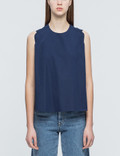 Maison Kitsune Holly Flared Top Picture