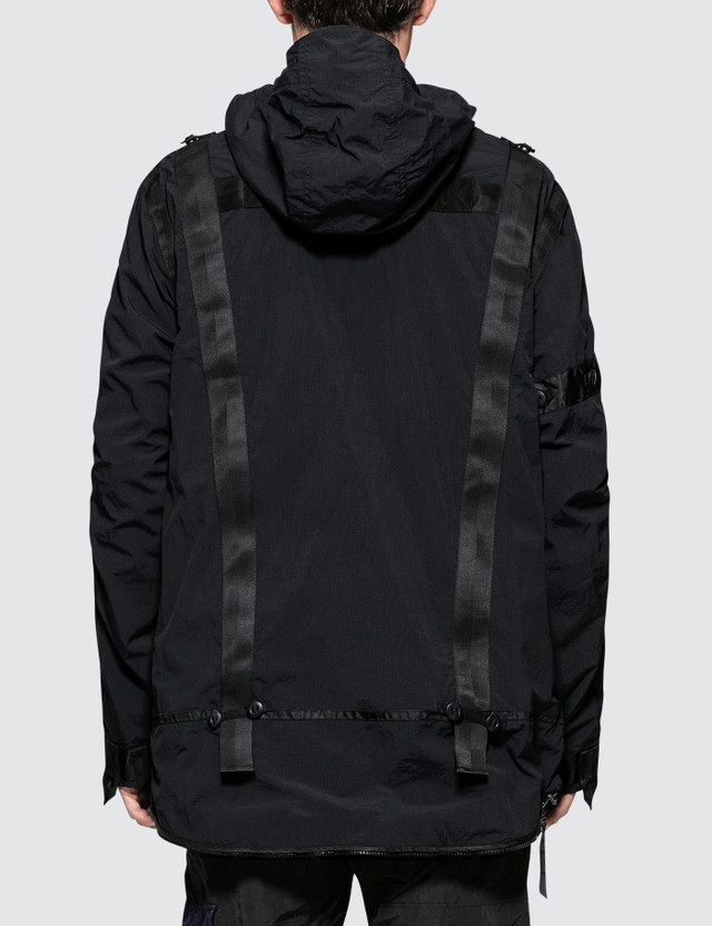 Maharishi Travel Backpack Jacket