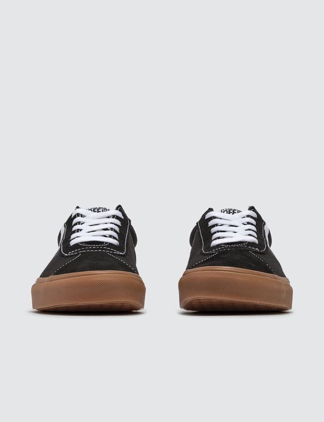 Vans Vans 스포츠 (suede/canvas) Black/classic Gum Men