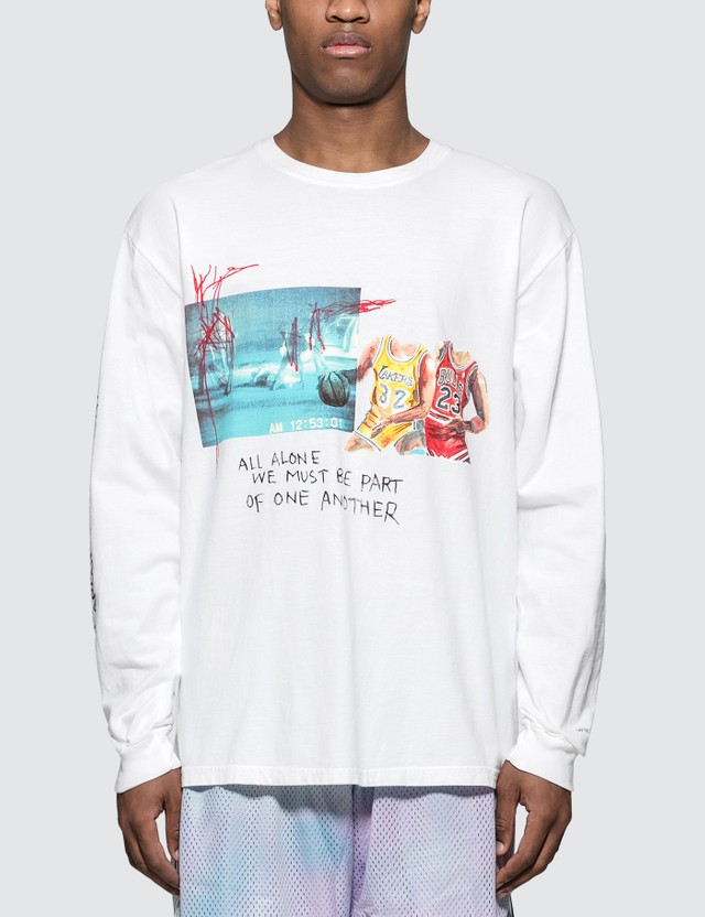 Infinite Archives Infinite Archives X Matt Mccormick Forever In Our Hearts L/S T-Shirt