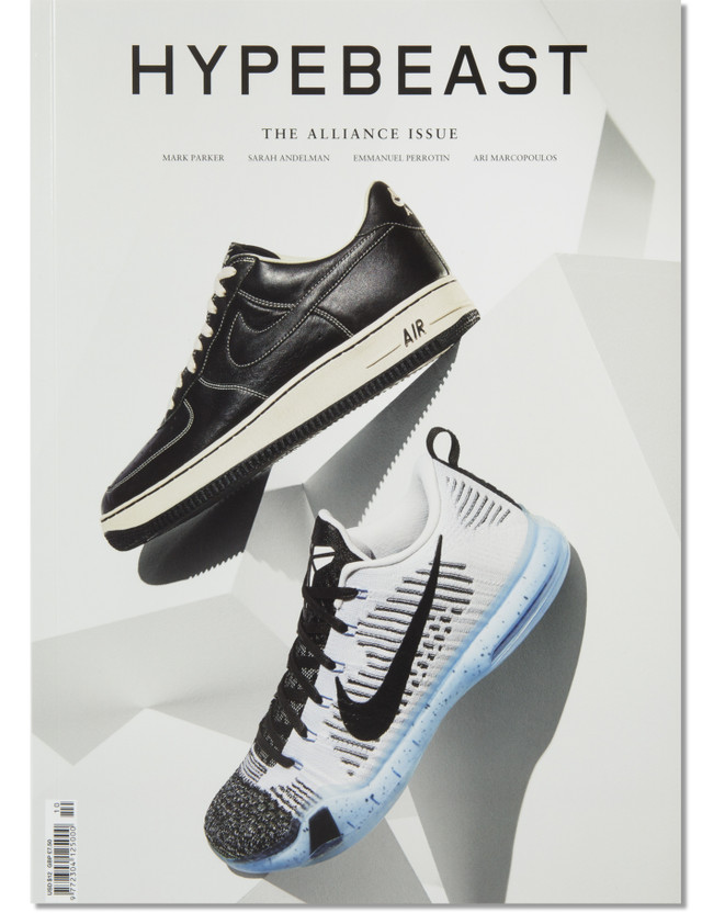Hypebeast Magazine HYPEBEAST Magazine Issue 10: The Alliance Issue