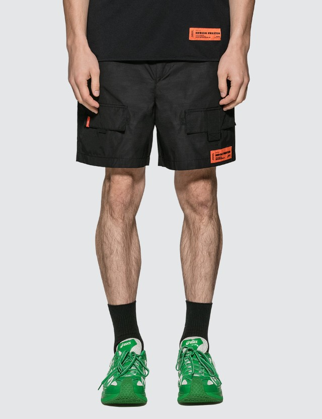 Heron Preston Cargo Shorts =e48 Men