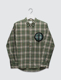 Visvim Juneau Weld Plaid Green Checker Picture
