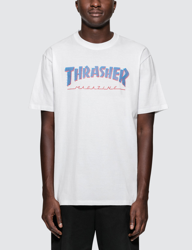Thrasher Bars T-Shirt