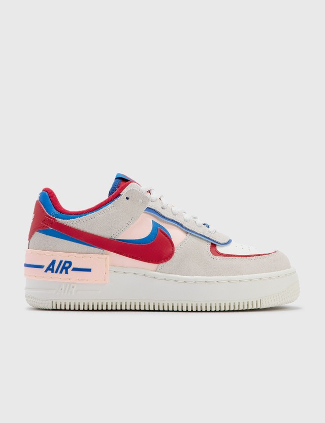Nike Nike Air Force 1 Shadow Sail/university Red-photo Blue Women