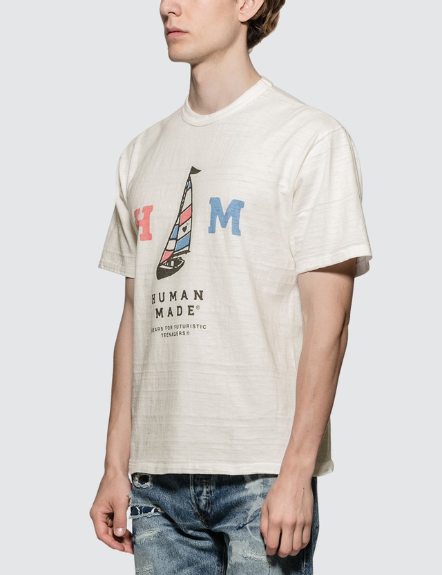 Human Made Sailboat Graphic Print T-shirt