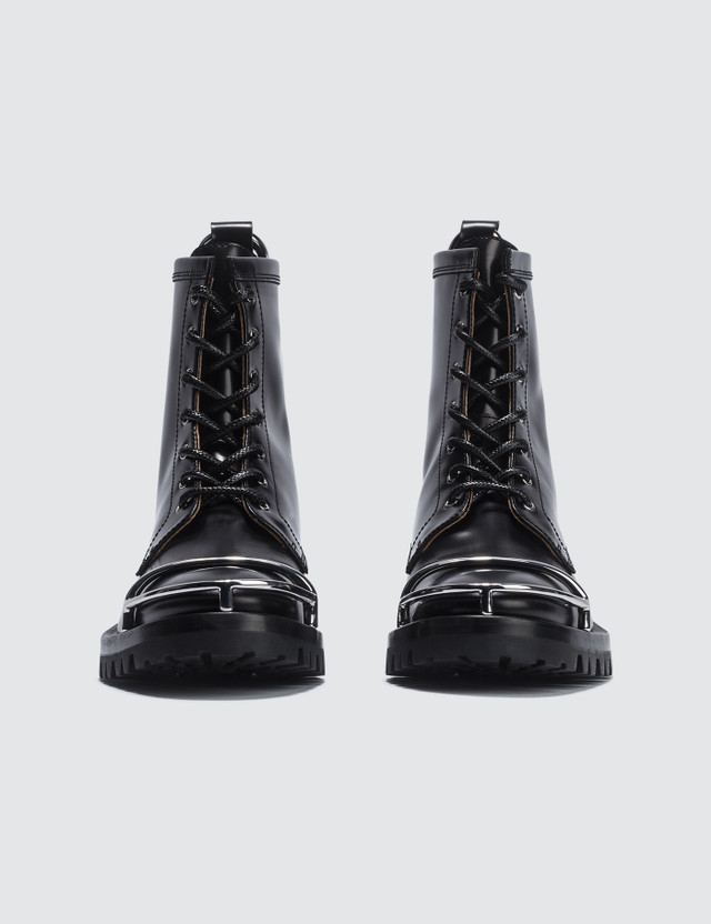 Alexander Wang Lyndon Black Box Calf