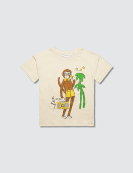 Mini Rodini Cool Monkey Sp T-Shirt Picutre