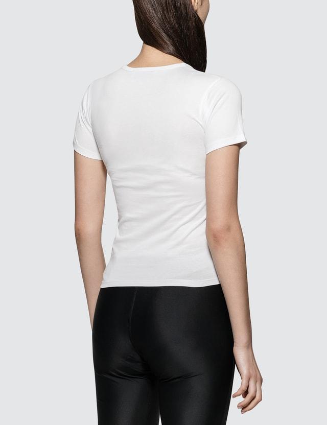 Marine Serre Short Sleeve T-shirt