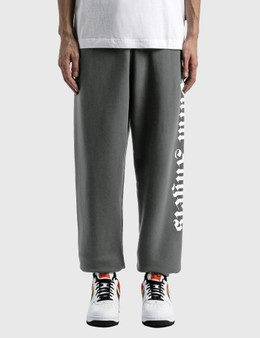 Palm Angels Side Logo Sweatpants