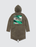 Raf Simons 2003aw Peter Saville Graphic Parka Picutre