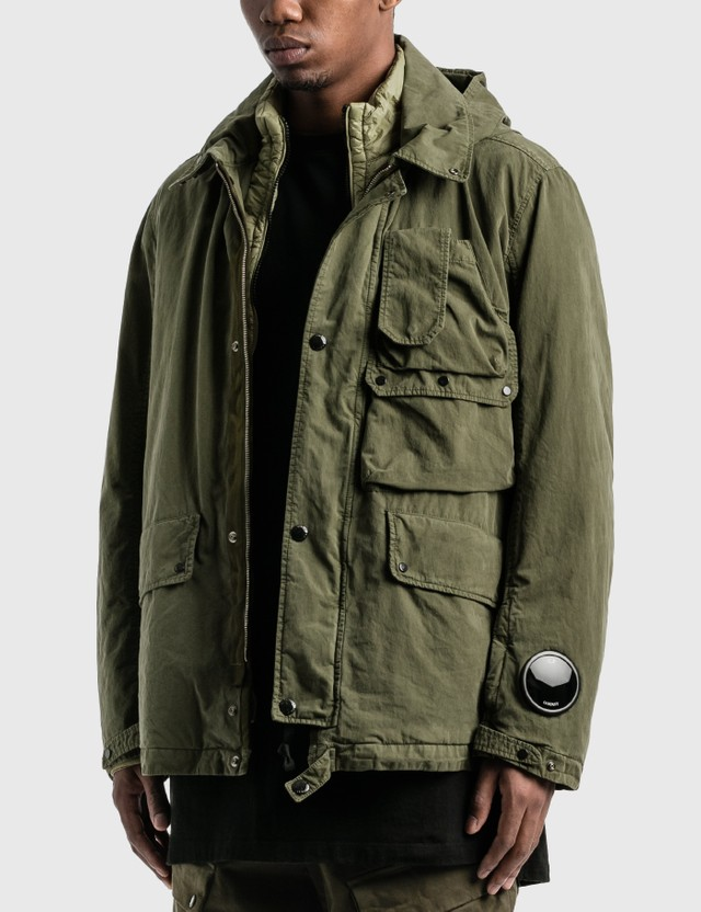 CP Company 50 Fili Rubber Mille Goggle Jacket
