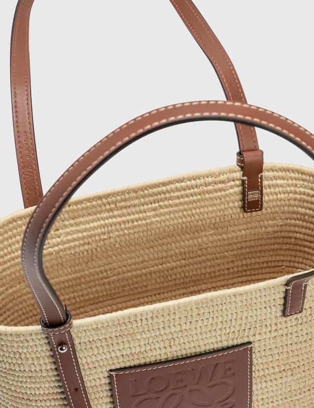 Loewe Small Square Basket Bag