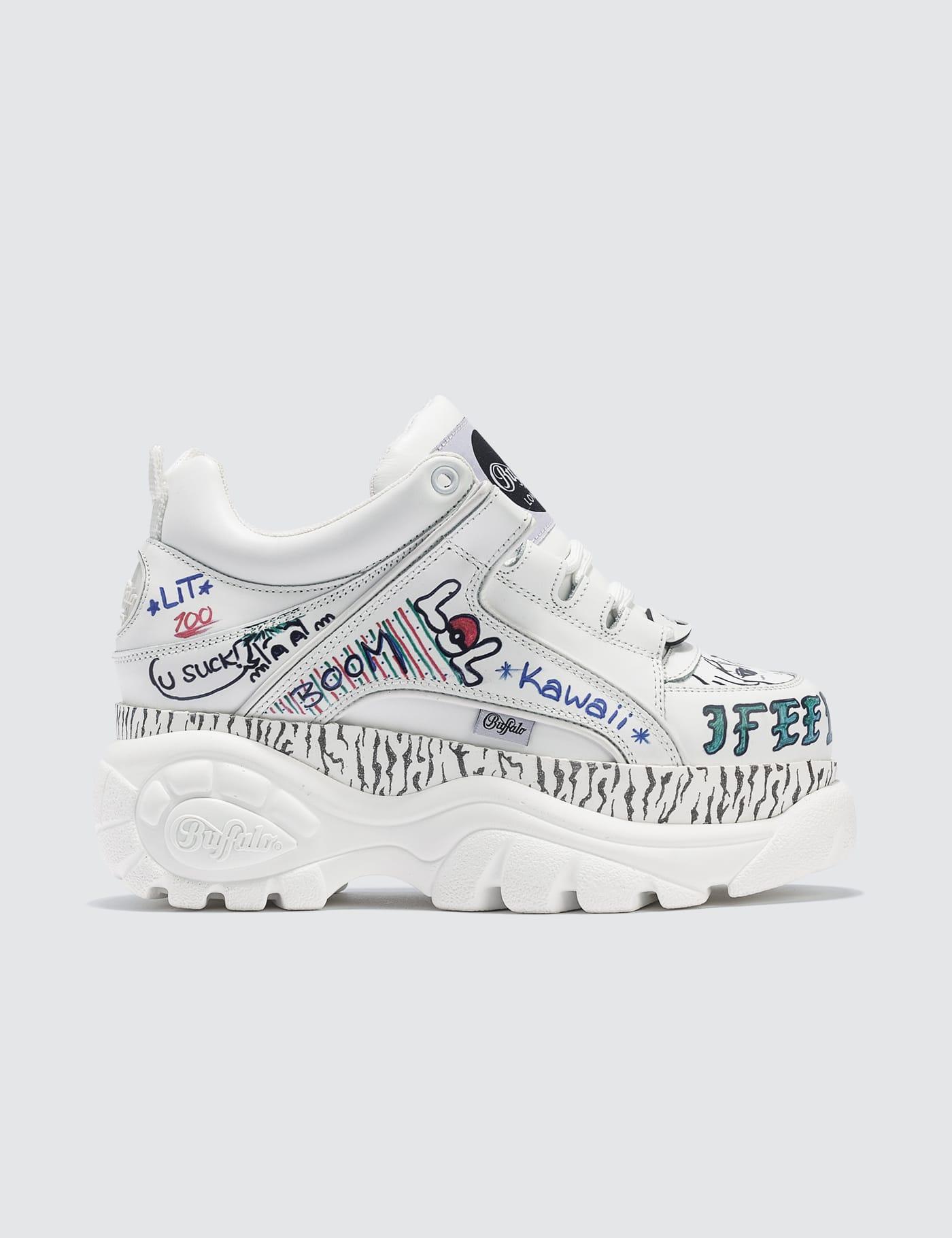 buffalo london sneakers mens