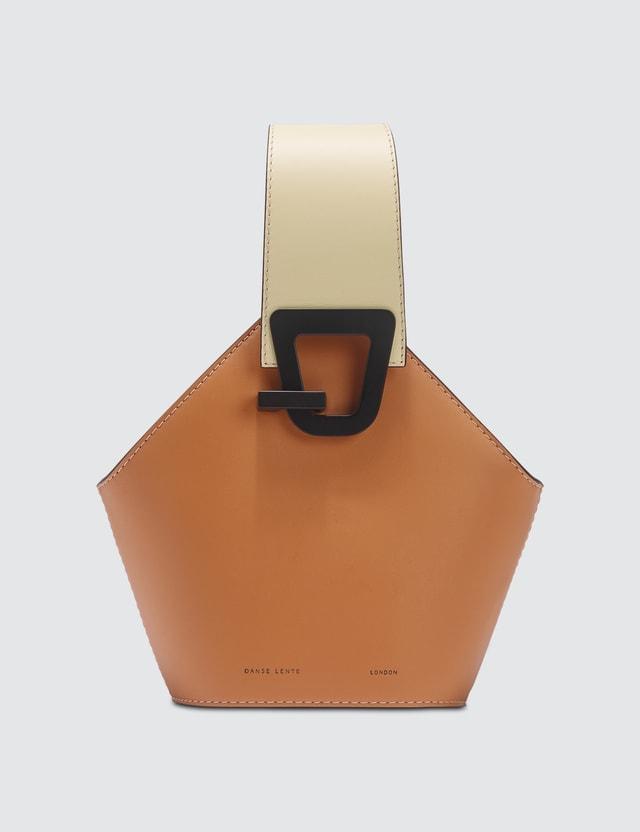 Danse Lente Mini Johnny Leather Shoulder Bag