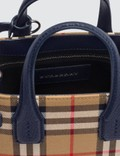 Burberry Baby Check Banner Bag