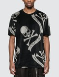 Mastermind World Tropical Skull T-shirt Picture