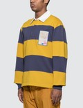 Acne Studios Rugby Polo Shirt