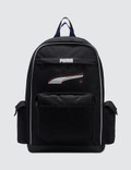 Puma Ader Error x Puma Backpack Picture