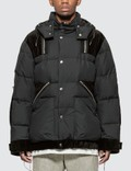 Sacai Ripstop Down Jacket Picture