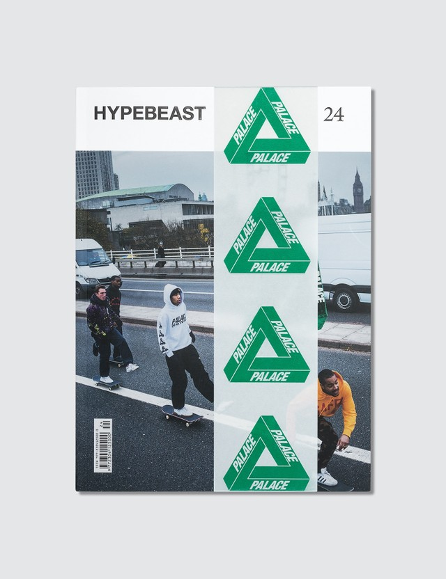 Hypebeast Magazine Hypebeast Magazine Issue 24: The Agency Issue