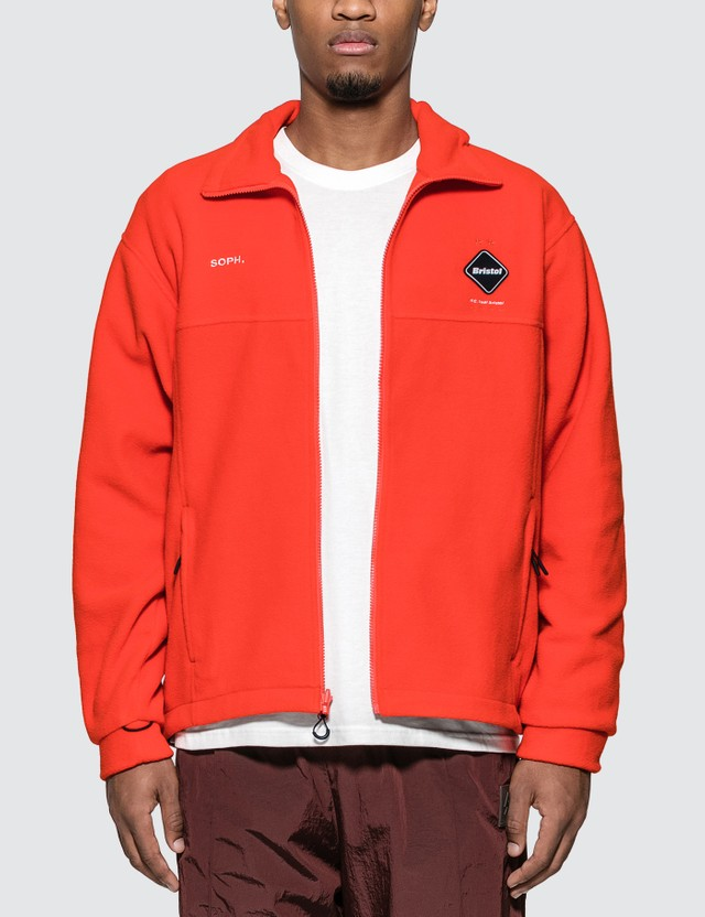 F.C. Real Bristol 2 In 1 Tour Jacket