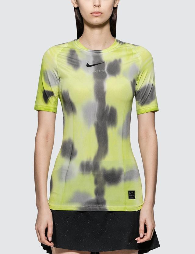 1017 ALYX 9SM Nike Sponge Camo Essentials Short Sleeve T-Shirt