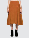 Aalto Heavy Jersey Flare Skirt Picutre