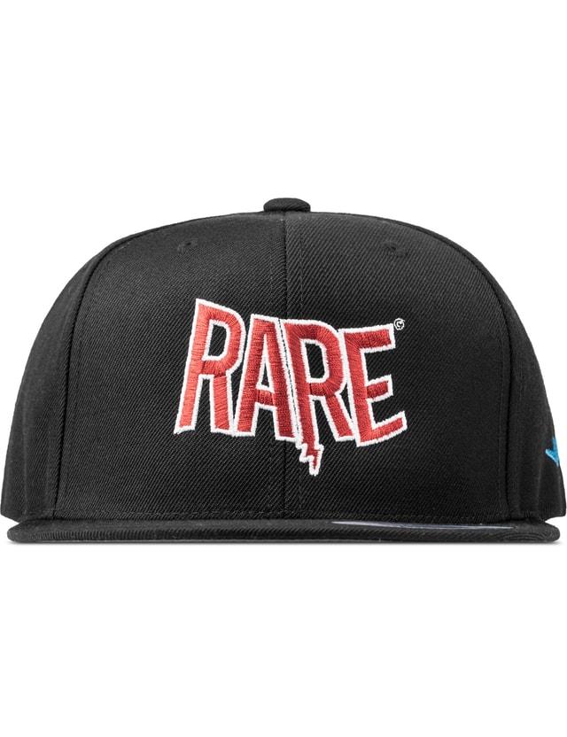 Rare Panther Black Rare Snapback