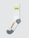 Heron Preston CTNMB Cotton Rib Socks Picture