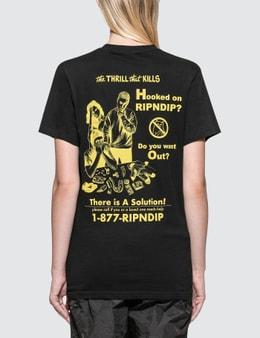 RIPNDIP Hooked S/S T-Shirt