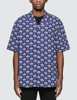 Pleasures Highway Button-Up Shirt