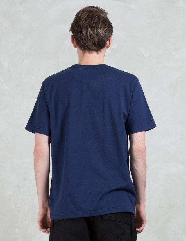 """White Mountaineering """"White Mountaineering"""" Printed S/S T-shirt"""
