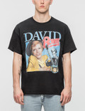 Homage Tees David Bowie T-Shirt Picture