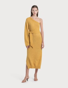 Nanushka Cedro Knit Dress