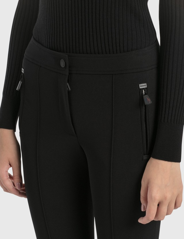 Moncler Easy Pants Black Women