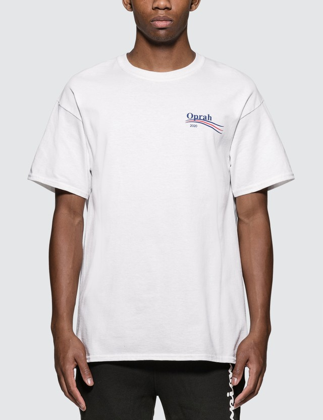 Pizzaslime Ls1 - White_oprah 2020 Ss Sleeve