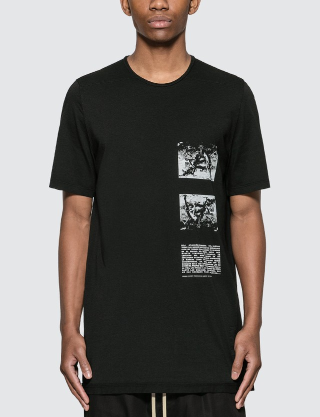 Rick Owens Drkshdw Level Pentagram T-shirt