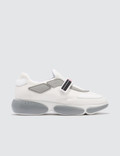 Prada Cloudbust Low-top Knit Sneakers Picture