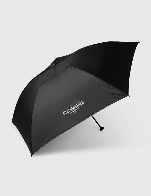 Stationeries by Hypebeast x Fragment HYPB/FRGMT Umbrella Black Unisex
