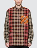 Burberry Multicolor Check Shirt Picture