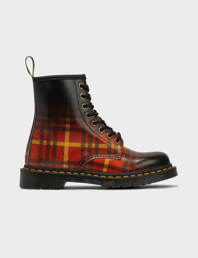 Dr. Martens 1460 Tartan Leather Boots