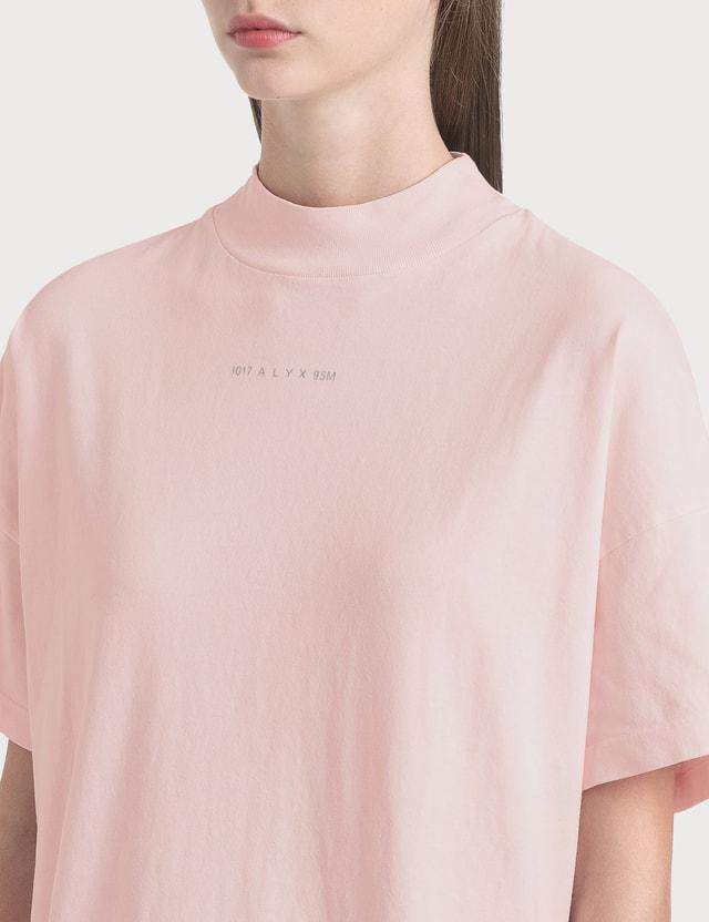 "1017 ALYX 9SM Mockneck ""A"" Sphere T-Shirt"